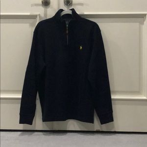 Men's polo Ralph Lauren quarter zip sweater